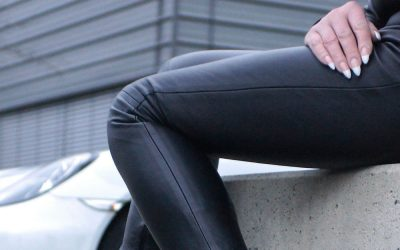 Style in Women's Leather Pants